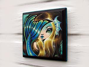 Detail Image for art She Sea
