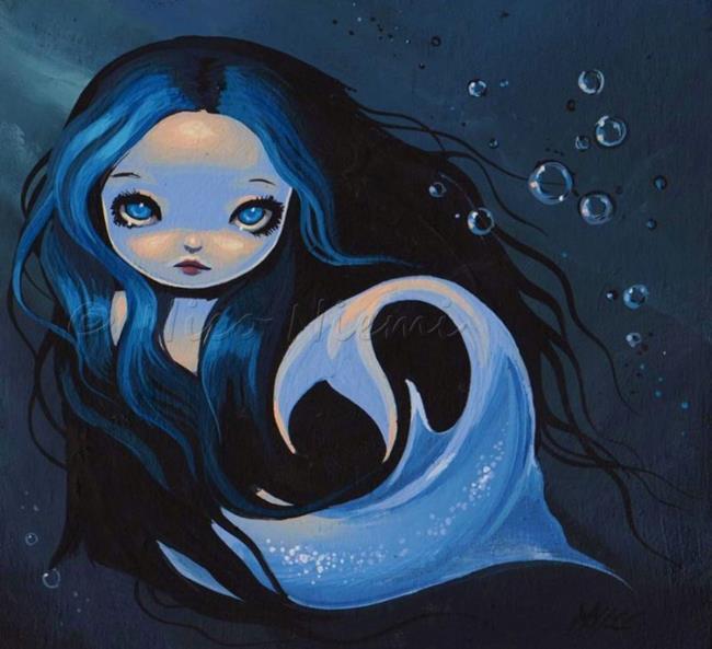 Art: Deep Sea Sweetness by Artist Nico Niemi