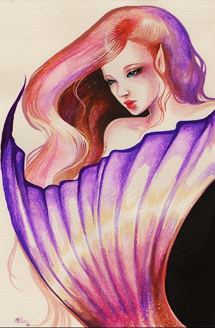 Art: Adella by Artist Nico Niemi