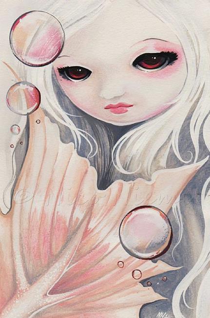 Art: Pearl by Artist Nico Niemi