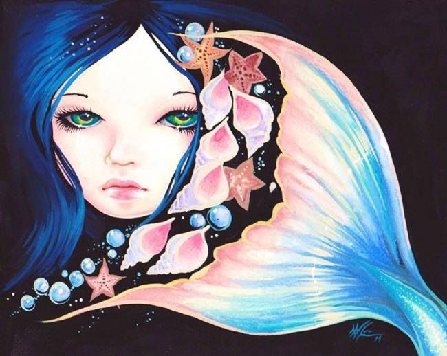 Art: ShellsnStars.jpg by Artist Nico Niemi