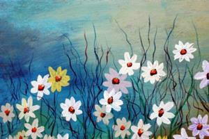 Detail Image for art WILD FLOWERS~
