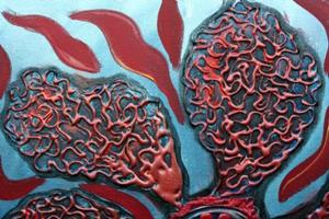Detail Image for art WATER AND FIRE