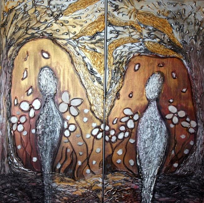 Art: MEMORIES by Artist LUIZA VIZOLI