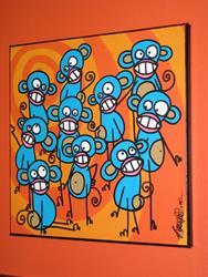 Art: TWILIGHT by Artist Veronique Perron