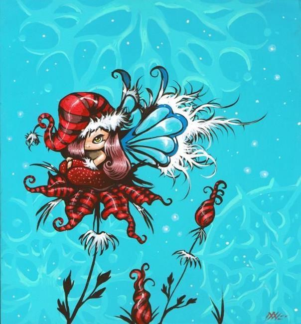 Art: Winter Whimsy by Artist Nico Niemi