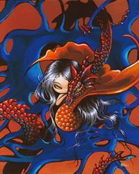 Art: Strange Pair by Artist Nico Niemi