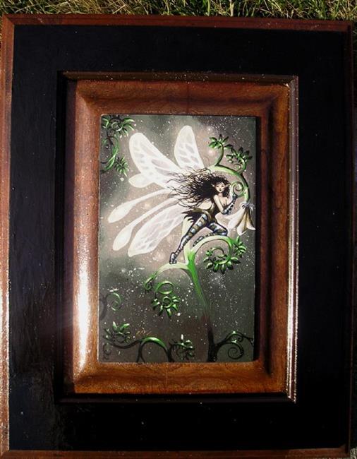 Art: Fairy Dust by Artist Nico Niemi