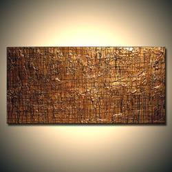 Art: GOLDEN AUTUMN 2 by Artist HENRY PARSINIA
