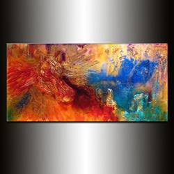 Art: WILD SPIRIT 4 by Artist HENRY PARSINIA