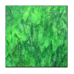 Art: GREEN LAGOON by Artist HENRY PARSINIA