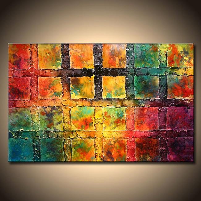 Art: WINDOW TO PARADISE by Artist HENRY PARSINIA