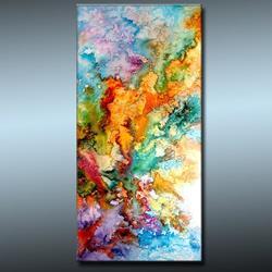 Art: BELIEVE IN YOURSELF by Artist HENRY PARSINIA