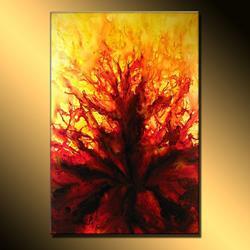 Art: WINGS OF DESIRE by Artist HENRY PARSINIA