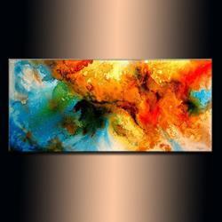Art: MYSTIC DREAM 2 by Artist HENRY PARSINIA