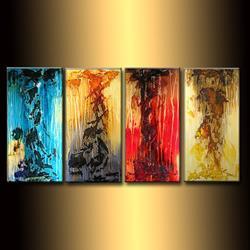 Art: DREAMS COME TRUE 4 by Artist HENRY PARSINIA