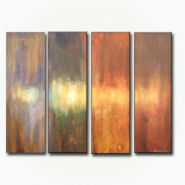Art: Colors of rainbow by Artist HENRY PARSINIA