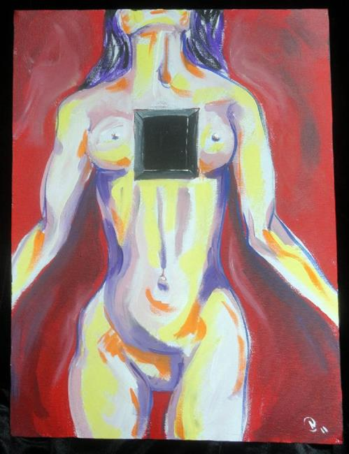 Art: Nude by Artist Noelle Hunt