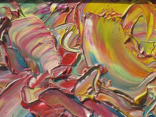 Art: original body ~ sun chaser by Artist zeuxis ~ LA Hollins ~z