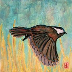 Art: Autumn's Flight by Artist Tau