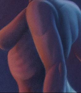 Detail Image for art Pastel Nude 2