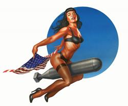 Art: Weapon of Miss Distraction by Artist John Thompson