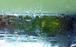 Art: lemonade abstract by Artist S. Olga Linville