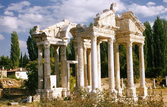 Art: Ephesus by Artist Lisa Thornton Whittaker