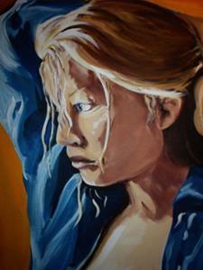 Detail Image for art Dawn White