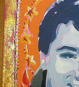 Detail Image for art Iconic Elvis