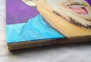 Detail Image for art Big Daddy Roth & Rat Fink