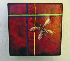 Detail Image for art Dragonfly Paintings
