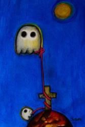 Art: No one wins when they lose their mom. by Artist Kelli Ann Dubay