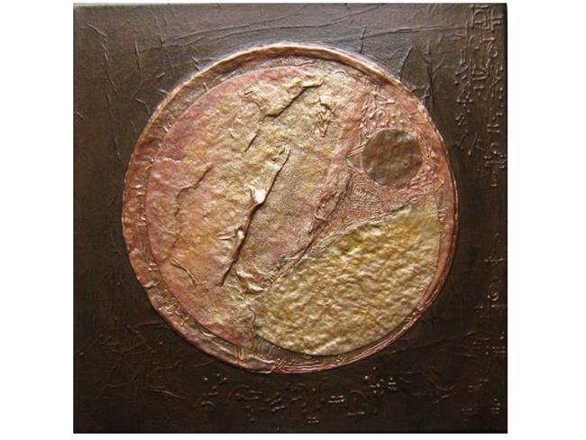 Art: Mandala IV by Artist Elis Cooke