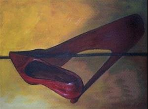 Detail Image for art Shoe Shadow