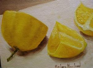 Detail Image for art Lemons