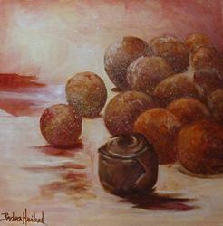 Art: Truffles  sold by Artist Barbara Haviland