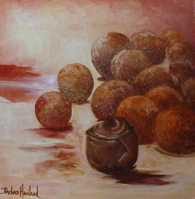 Art: Truffles  sold by Artist Barbara Haviland