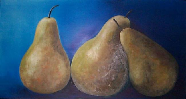 Art: The Famous Pears by Artist Marina Owens