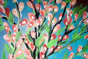 Detail Image for art BEAUTIFUL TREE-EBSQ