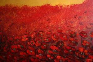 Detail Image for art TUSCANY POPPIES