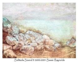 Art: Solitude Sound by Artist Susan Reynolds