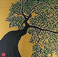 Art: tree by Artist Amie R Gillingham