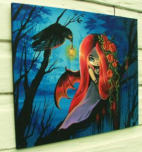 Detail Image for art Little Light In The Night