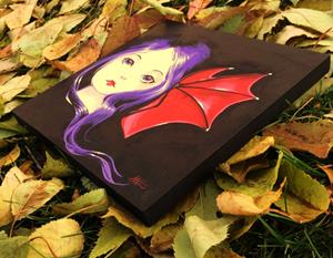 Detail Image for art Night Fairy