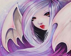 Art: Pale Darkness by Artist Nico Niemi
