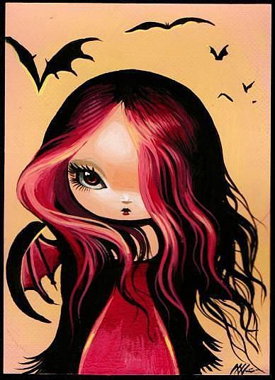 Art: Little Sweetness by Artist Nico Niemi