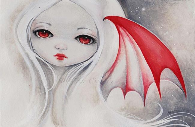 Art: Shara by Artist Nico Niemi
