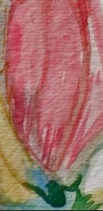 Detail Image for art Rose Bud