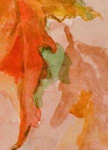 Detail Image for art Oak Leaves